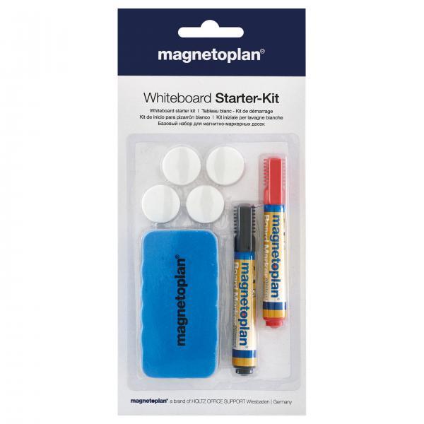 Whiteboard Starter Kit Magnetoplan