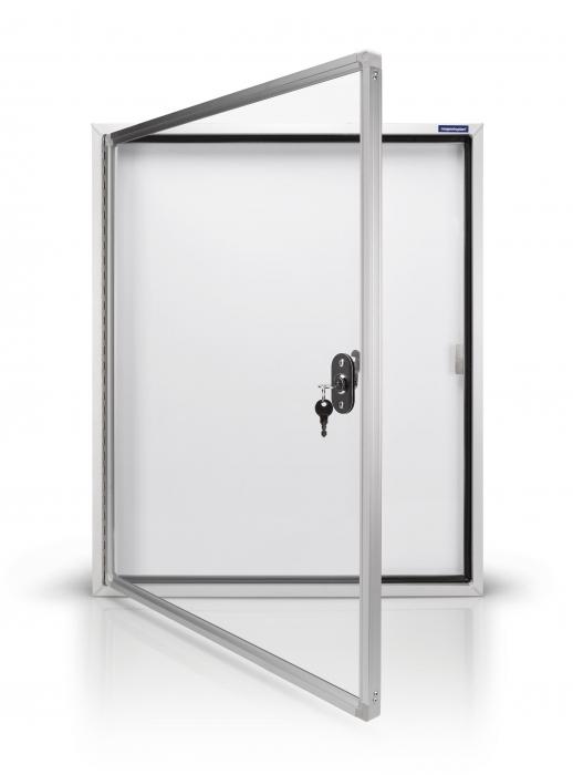 Avizier Magnetic de exterior SP Magnetoplan (4 variante de marime)