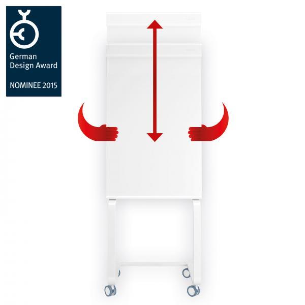 Flipchart Design Evolution Plus Magnetoplan