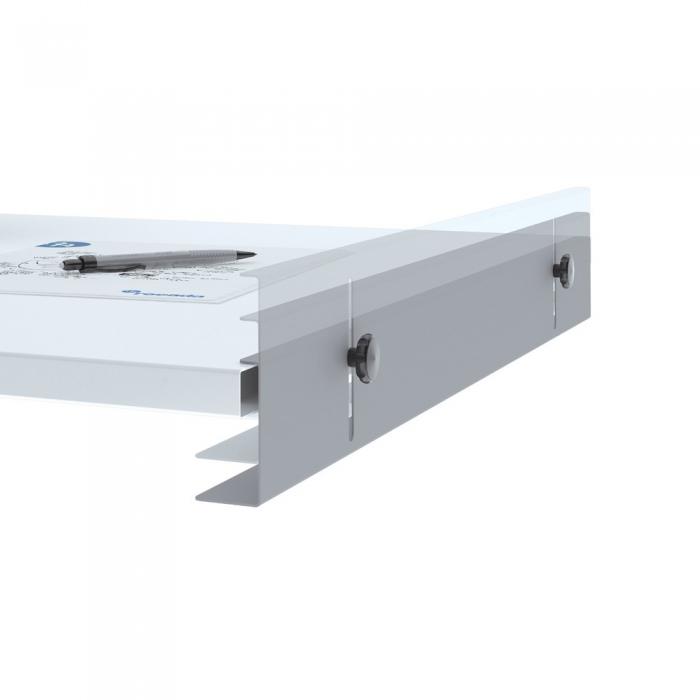 Flipchart Multifunctional mobil 360° magnetic, reglabil pe inaltime, Rocada 6