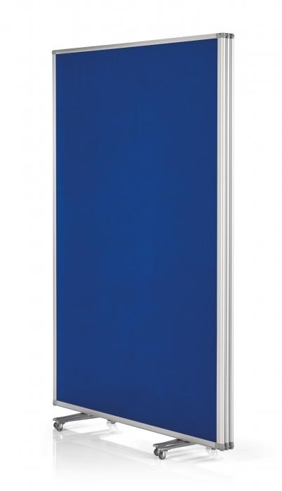 Panou Prezentare Mobil, Pliabil. 3 x1200x1800x370 mm Magnetoplan